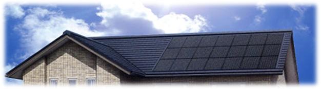 太陽光発電設置イメージ